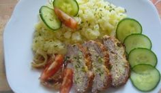 Fotorecept: Roláda z mletého mäsa