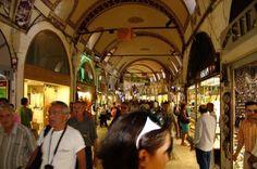 Der Große Basar Alt Bedesten in Istanbul