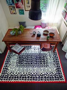 Auch in kleinen Wohnungen soll der Essbereich gemütlich sein