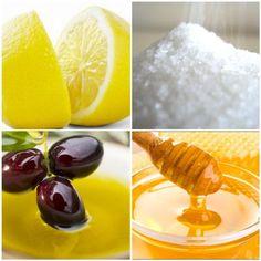 Scrub miele fai da te viso corpo