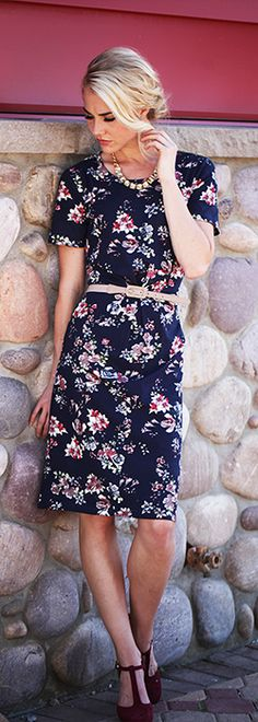The Haven Dress [MDF1555] - Mikarose Boutique, Reinventing Modesty