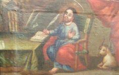 Pintura Colonial, Colonial Art, Painting, Painting Art, Paintings, Painted Canvas, Drawings