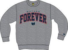 Rocksmith x Wu-Tang Clan - Forever - Men's Crewneck Sweatshirt