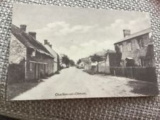 1910 CHARLTON ON OTMOOR OXFORDSHIRE POSTCARD TO COWLEY RD