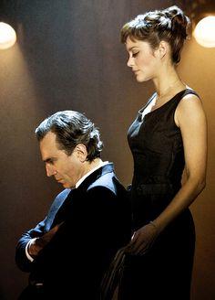 Daniel Day-Lewis + Marion Cotillard.