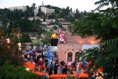 Il Viaggiatore Magazine - Cineteca di Gerusalemme, Israele