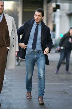 Mens Fashion Casual – The World of Mens Fashion Fashion Moda, Urban Fashion, Mens Fashion, Style Fashion, Mode Masculine, David Gandy Style, Stylish Men, Men Casual, Look Man