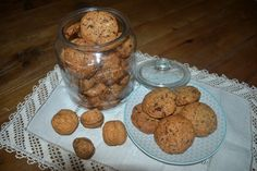 cookies de nueces y chocolate