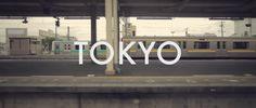 Tokio por Lukas Backland.
