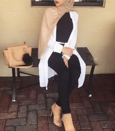 Hijab Fashion | Nuriyah O. Martinez  Check out our collections of Beautiful hijabs http://www.lissomecollection.co.uk/New-arrivals