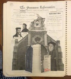 Protestant Reformation Pop Up Notes & Lesson Plan World History Classroom, World History Teaching, World History Lessons, Reformation Day, Protestant Reformation, Reformation History, Renaissance And Reformation, Elementary Physical Education, First Grade Lessons
