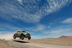 Car Rally @ Dakar