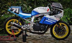 TEAM BRS GSXR1100 / SUZUKI GSXR https://www.facebook.com/Team-BRS-Classic-Superbike-Racing-553139751407761/timeline/?ref=hl