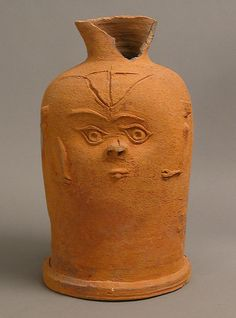 Jar, 4th–7th century: Made in Kharga Oasis, Byzantine Egypt