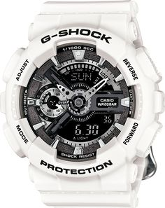 Cause I need a watch for school G-Shock G-SHOCK S Series GMAS110F-7A