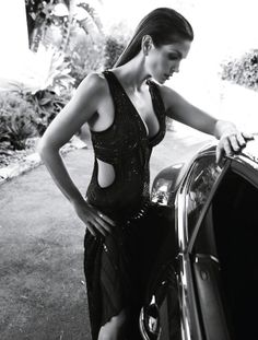 Cindy Crawford for Harper's Bazaar Brazil, February 2013
