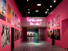 DVF Journey of a dress at LACMA