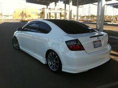 Scion tC RS2 Lip Kit from RacingSolution.com #scion #tc #sciontc #lipkit