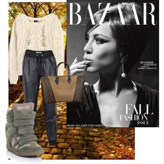 """Fall Fashion"" by jr036237 on Polyvore"