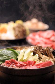 JAPANESE BEEF SUKIYAKI