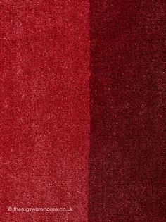 Caesar Red Rug Texture Close Up A Luxury Handmade New Zealand Wool
