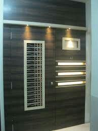Good Main Safety Door Design