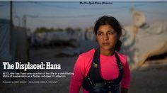 """Die New York Times forscht und entwickelt seit fünf Jahren vornehmlich im Bereich """"Visual Storytelling"""""""