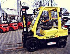 #Hysterh3.0FT Forklift Service #RepairManual