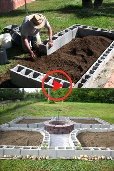 28 Best DIY raised bed gardens: easy tutorials, ideas & designs to build raised beds or vegetable & flower garden box planters with inexpensive materials! – A Piece of Rainbow backyard, landscaping, gardening tips, - 28 Amazing DIY Raised Bed Gardens Garden Yard Ideas, Diy Garden Projects, Garden Boxes, Easy Garden, Easy Projects, Garden Art, Garden Container, Diy Raised Garden Beds, Garden Club