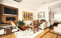 Buenos Aires Luxury Apartment Rentals, Home Rental, Vacation Rentals | Spacious 1 Bedroom Apartment in Palermo Hollywood