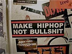 make hiphop