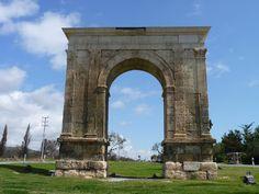 Rincones Blognitos: Arco de Roda de Barà (Tarragona)