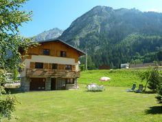 Location vacances chalet Pralognan la Vanoise: Chalet en été