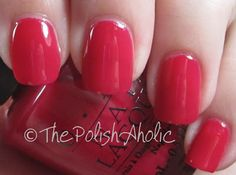 The PolishAholic: OPI Texas Collection Sorbet Swatches! Too Hot Pink To Hold 'Em