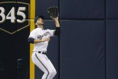 Braun's Spectacular Catch - 4/8/14: Ryan Braun makes a spectacular diving catch in right field to rob Carlos Ruiz of a hit