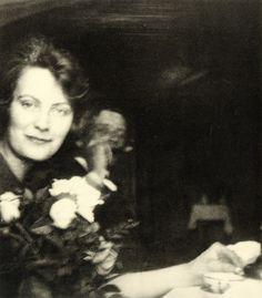 "tharwa-karina: "" On the train from Gothenburg to Stockholm, 1928. """