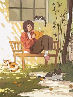 Cartoon Girl Images, Cartoon Icons, Cartoon Art, Anime Drawings Sketches, Cool Drawings, Cute Illustration, Character Illustration, Pretty Art, Cute Art