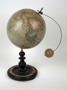How to make paper earth globe print out paper products paper globe globe gumiabroncs Choice Image