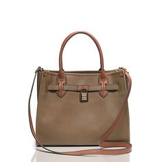 Image for SAFFIANO HERITAGE LOCK SHOPPER from Tommy Hilfiger USA