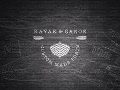Sign ideas around Farm areas Kayaks, Canoes, Nautical Logo, Nautical Design, Corporate Design, Branding Design, Logo Design, Ship Logo, Kite Surf