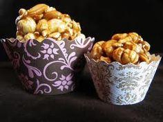 caramel popcorn recipe - Buscar con Google