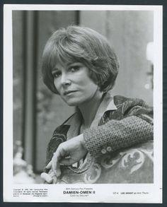 """""""I've always belonged to him."""" -Lee Grant in Damien: Omen II, 1978"""