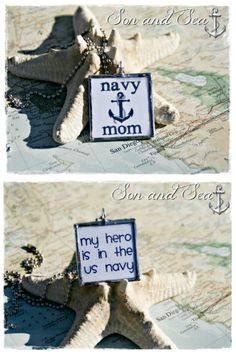 proud US Navy mom reversible pendant necklace by Son and Sea   ~   Great for deployment , homecoming, PIR , etc. https://www.etsy.com/listing/183406198/reversible-proud-us-navy-mom-soldered?ref=listing-shop-header-4
