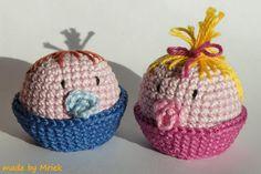 made by Mriek: Baby's en ooievaars