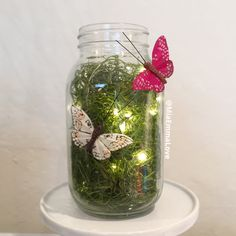 Beautiful butterflies in a mason jar centerpiece by #miaemmalove . More pictures soon. Take a look at my fb page www.facebook.com/MiaEmmaLove for more ideas. . . . . . . #birthday #birthdaygirl #party #partyideas #bayarea #bayareaevents #girlboss #momboss #eventplanner #partydecor #buterfly #weddingideas #sfo #babyshowerideas #rusticdecor #homedecor #picoftheday #love #weddingdecor #babyshowerdecor