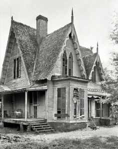 Alabama Gothic: 1939 by iceprincess1