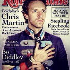 #TBT Chris Martin rocking Made With Love Bracelets 2008 Viva la Vida Tour @coldplay @Madewithlovein @FansChrisMartin