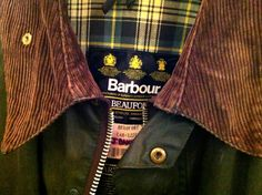 Yeah, it's a Barbour kind of morning. Barbour Beaufort, Barbour Jacket, English Fashion, Wax Jackets, Festival Fashion, Festival Style, Well Dressed Men, Fashion Images, Gentleman Style
