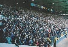 Last stand at the Kop 1994