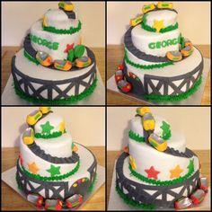 Roller coaster cake xxx
